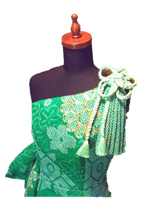 着物リメイク-振袖-ドレス